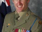 Official Portrait: Trooper Mark Donaldson VC.