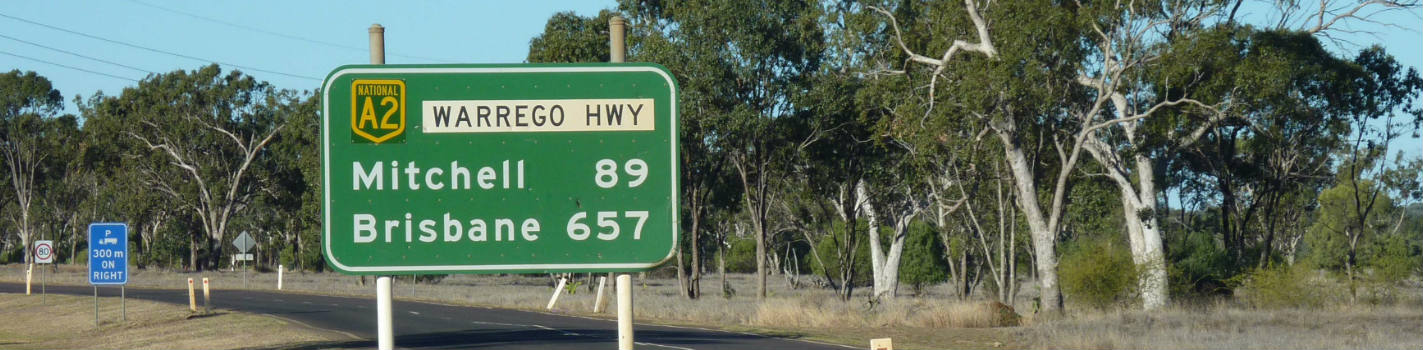 Warrego-Highway