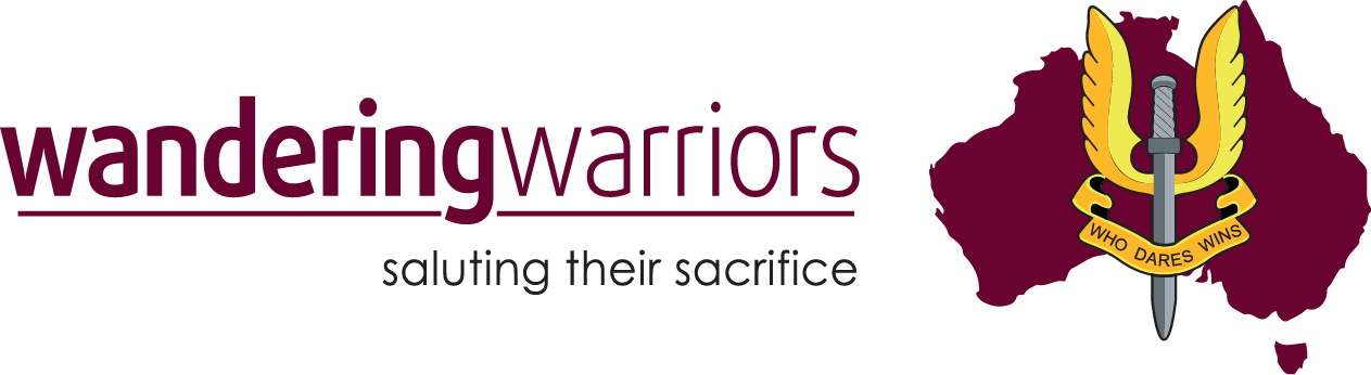 Wandering Warriors Logo