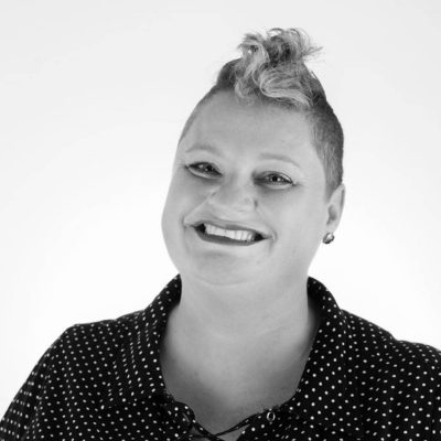 Tracey O'Brien Wandering Warriors Marketing manager and owner of Misfit Branding