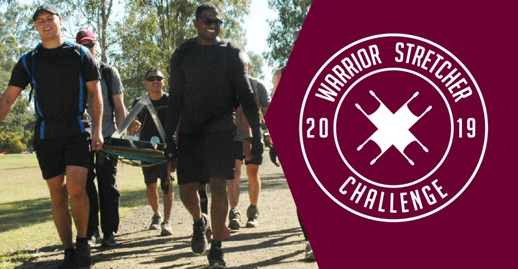 Warrior stretcher challenge