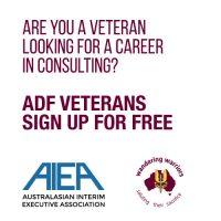 ADF veterans AIEA