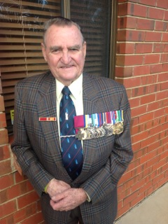Keith Payne VC, OAM Gives Support