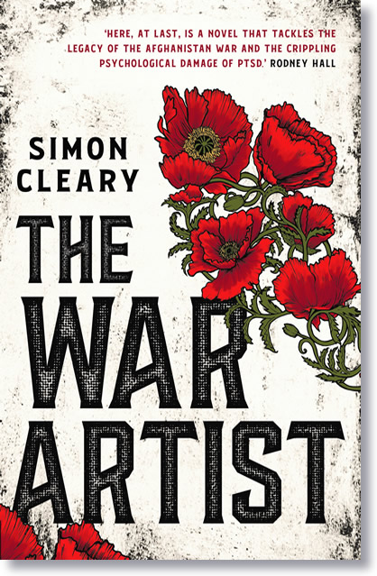 Simon Cleary's The War Artist